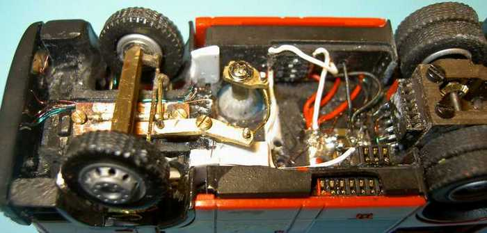 Modellbau 1 rc 87 SEAGULL JU